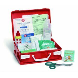 Tecnofix - ferramenta | utensileria | antinfortunistica | articoli tecnici Valigetta prontosoccorso C005
