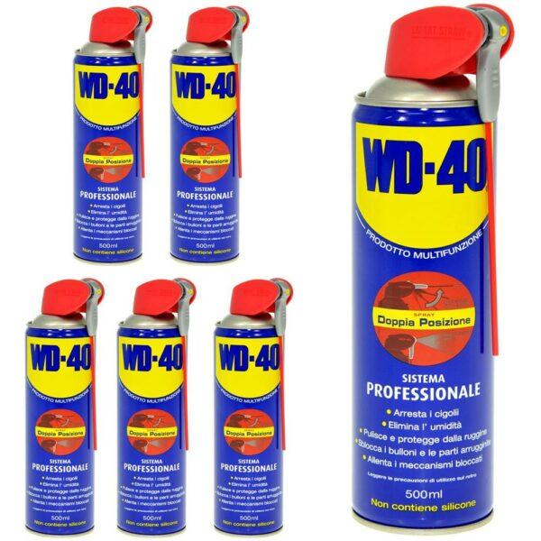 WD40 SPRAY MULTIFUNZIONE WD40